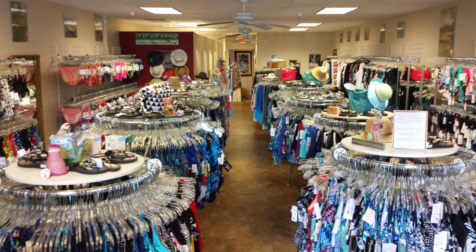 What Women Want Swimwear provides the latest styles of swimsuits for women  of all ages and various sizes. We carry Missy 1a679bf22f1e